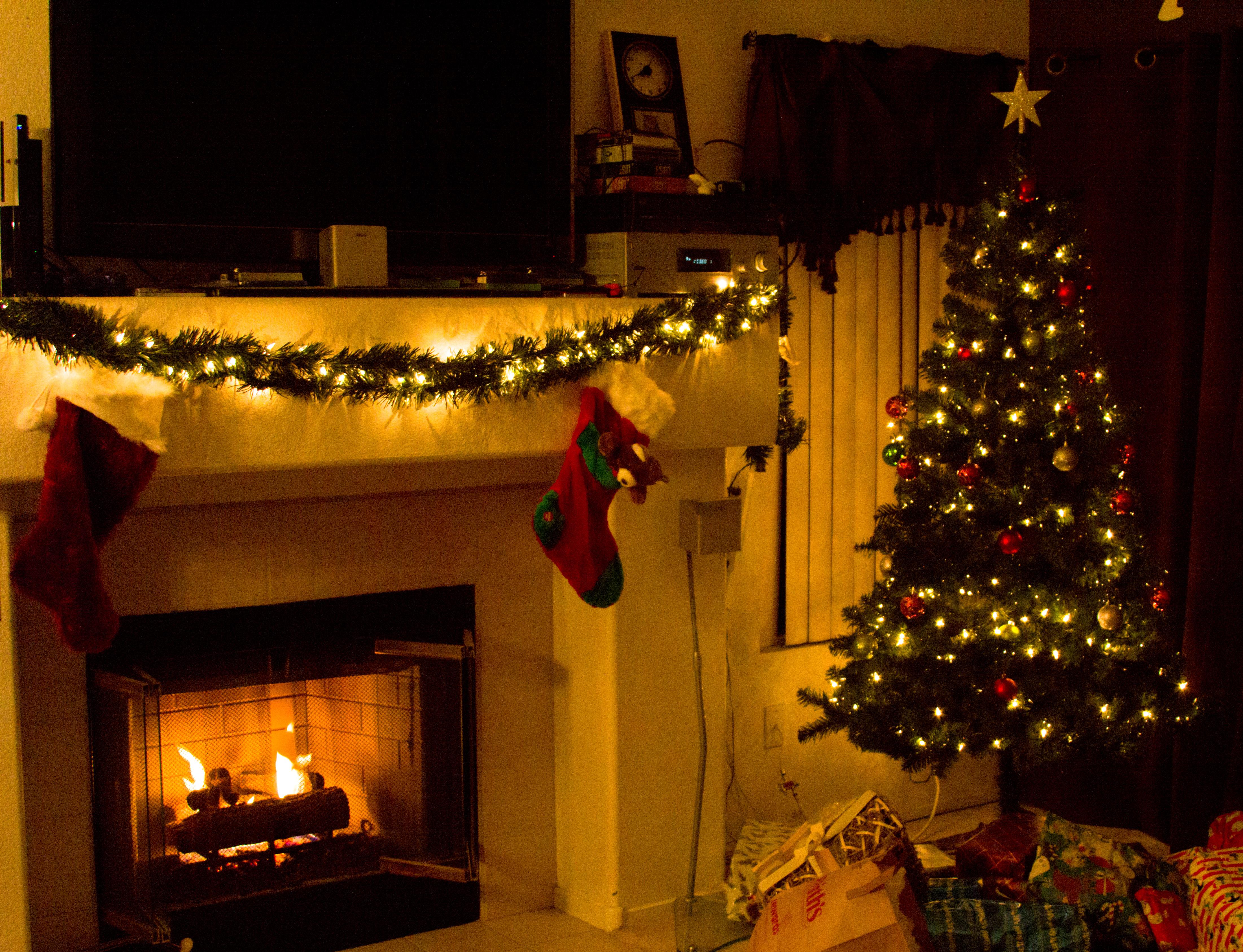 Christmas Hearth.Christmas Hearth Bloomiverse